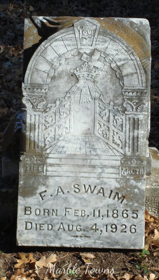 FA Swaim-TX