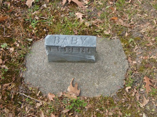 Oakwood Cemetery-Red Wing-MN-Baby Elbert
